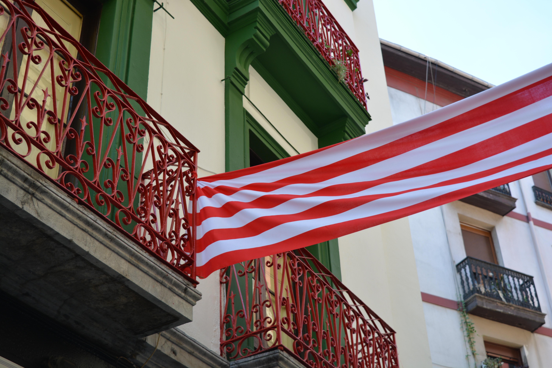 Balcons à Bilbao