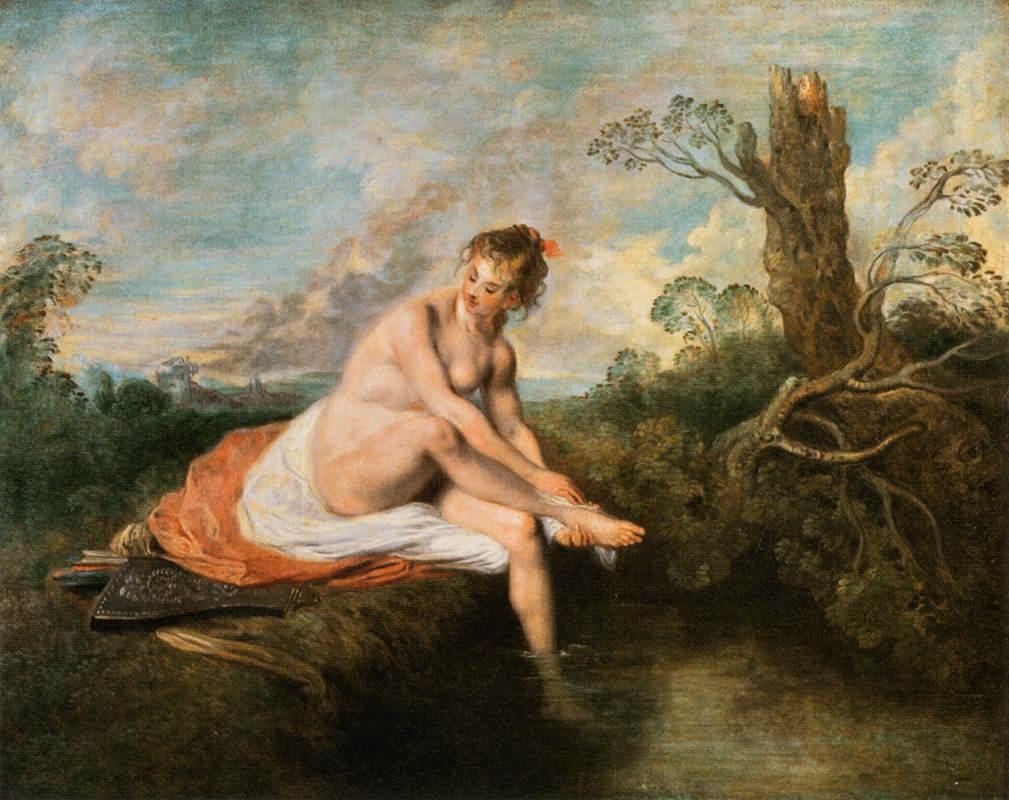 Antoine_Watteau_-_Diana_at_her_Bath
